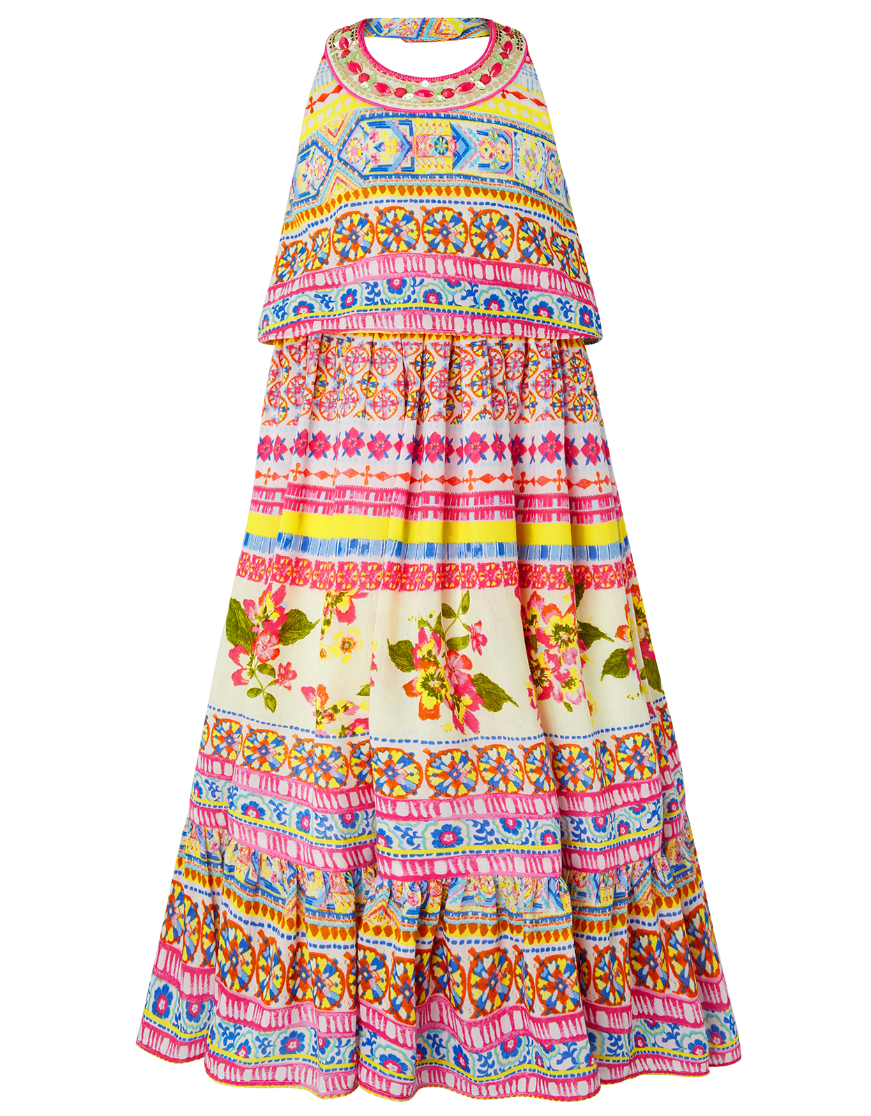 Monsoon Frida Maxi Dress